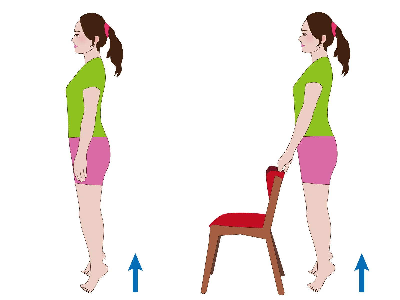 脚のむくみ改善運動