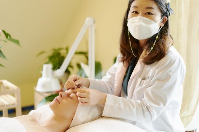 鍼灸 女性